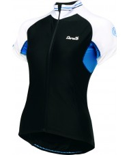 Dare2b Ladies AEP Spinspeed Black Jersey T-Shirt