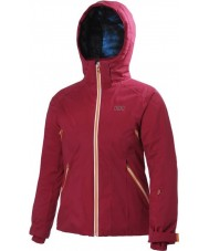 Helly Hansen 62166-203RRE-XS Ladies Floria Raspberry Jacket - Size XS
