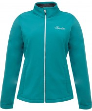 Dare2b Ladies Attentive Enamel Blue Softshell Jacket