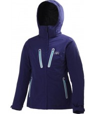 Helly Hansen 62167-258MPL-S Ladies Motion Midnight Purple Jacket - Size S
