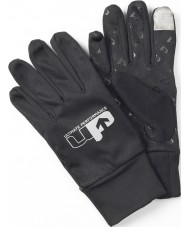 Up Performance Black Runners Gloves