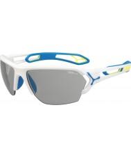 Cebe CBSTL8 S-Track L White Sunglasses