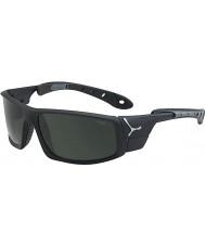 Cebe Ice 8000 Matt Black Grey Sunglasses