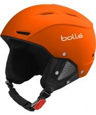 Bolle 30794 Backline Soft Orange Ski Helmet - 59-61cm