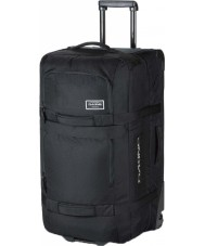 Dakine 10000784-BLACK-OS Black Split Roller Bag - 85L