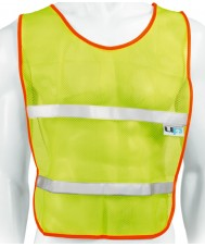 Up UP3199 Reflective Fluro Yellow Vest