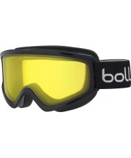 Bolle 21492 Freeze Shiny Black - Lemon Ski Goggles