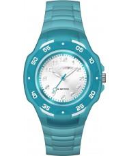 Timex TW5M06400 Kids Marathon Blue Resin Strap Watch