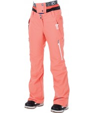 Picture WPT034-CORAL-L Ladies Great Coral Pants - Size L