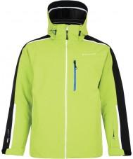 Dare2b DMP320-7FJ40-XS Mens Resonant Lime Green Ski Jacket - Size XS
