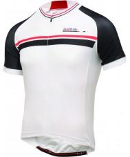 Dare2b DMT111-90090-XXL Mens A.E.P Circuit White Jersey T-Shirt - Size XXL