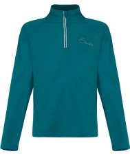Dare2b Kids Ricochet Enamel Blue Stretch Midlayer