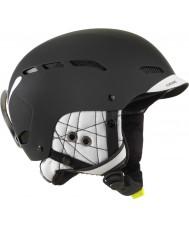 Cebe CBH147 Dusk FS Black Ski Helmet - 53-57cm