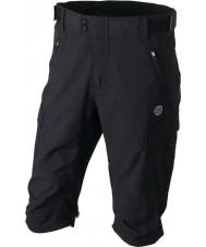 Dare2b DMJ084-800030 Mens Modify 2in1 Black Three-quarter Shorts - Size S (30)