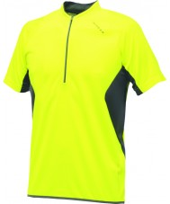 Dare2b Mens Retaliate Fluro Yellow Jersey T-Shirt