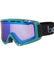 Bolle 21496 Z5 OTG Shiny Mint - Aurora Ski Goggles