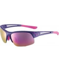 Cebe CBSTRIDE4 Stride Purple Sunglasses