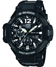 Casio GA-1100-1AER Mens G-Shock Black Resin Strap Watch