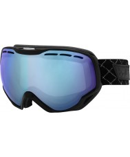 Bolle 21139 Emperor Shiny Black - Modulator Light Control Ski Goggles