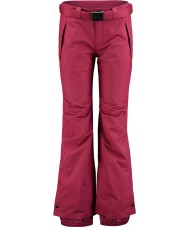 Oneill Ladies Star Passion Red Ski Pants
