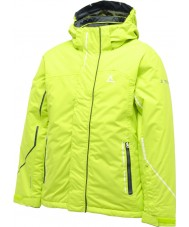 Dare2b DBP011-3N8034 Boys Think Out Lime Punch Jacket - 34 inches