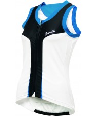 Dare2b Ladies AEP Roller White Jersey Top