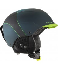 Cebe CBH157 Contest Visor Pro Blue Mountain Ski Helmet - 62-64cm