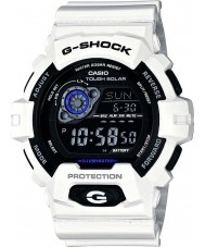 Casio GR-8900A-7ER Mens G-Shock World Time White Solar Powered Watch