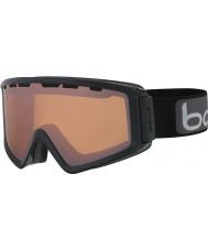 Bolle 21499 Z5 OTG Shiny Black - Citrus Gun Ski Goggles
