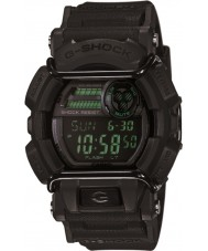 Casio GD-400MB-1ER Mens G-Shock Matt Black Resin Strap Watch