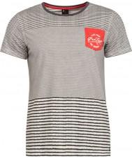 Protest Mens Trilogy T-Shirt