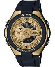 Casio MSG-400G-1A2ER Ladies Baby-G Watch