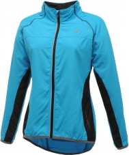 Dare2b Ladies Scurried Windshell Blue Jacket