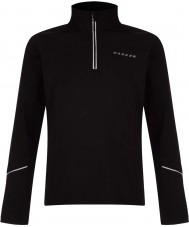 Dare2b Kids Ricochet Black Stretch Midlayer