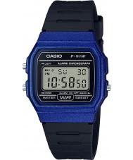 Casio F-91WM-2AEF Collection Watch