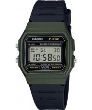 Casio F-91WM-3AEF Collection Watch