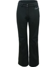 Dare2b DWL301-80014L Ladies Remark Black Pants - Size 14 (L)