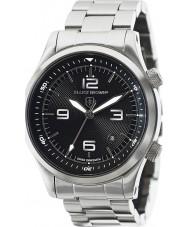 Elliot Brown 202-006-B07 Mens Canford Silver Steel Bracelet Watch
