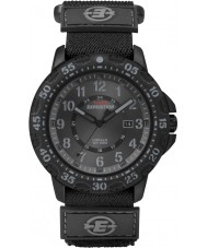 Timex T49997 Mens Expedition Black Resin Strap Watch