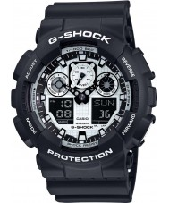 Casio GA-100BW-1AER Mens G-Shock Watch