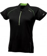 Dare2b DWT078-80008L Ladies Refreshed Black Jersey T-Shirt - Size XXS (8)