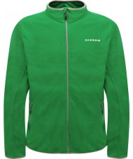 Dare2b Mens Resile Trek Green Fleece