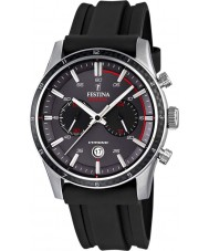 Festina F16874-H Mens Tour of Britain 2015 Grey Black Chronograph Watch