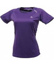 Dare2b Ladies Acquire Purple T-Shirt