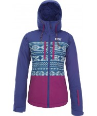 Picture WVT101-DARKB-XS Ladies Mineral Jacket