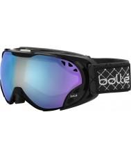 Bolle 21131 Duchess Shiny Black - Modulator Light Control Ski Goggles