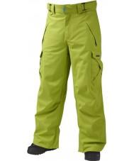 Westbeach TGB1012-XL Mens Green Upperlevels Pants - Size XL