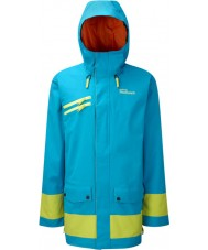 Westbeach Mens Blue Harcourt Jacket