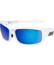 Dirty Dog 53241 Clank White Sunglasses