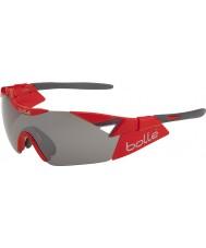 Bolle 6th Sense S Shiny Red TNS Gun Sunglasses